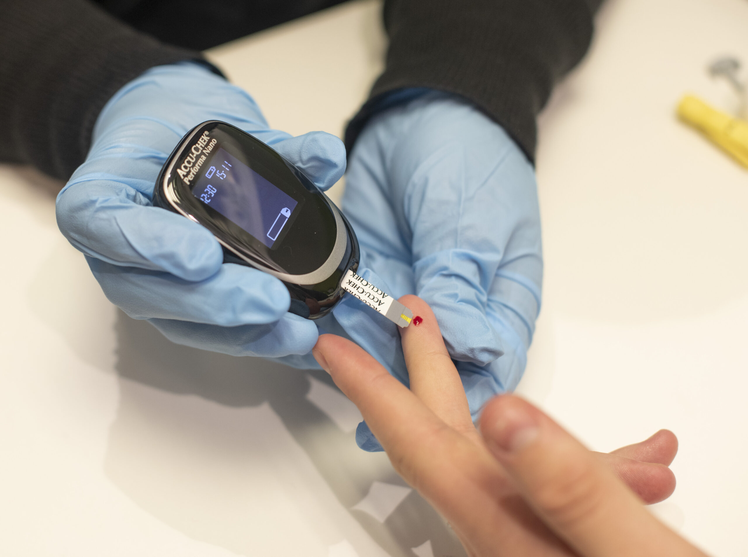 Care in the community – how pharmacy can help engage people in diabetes services